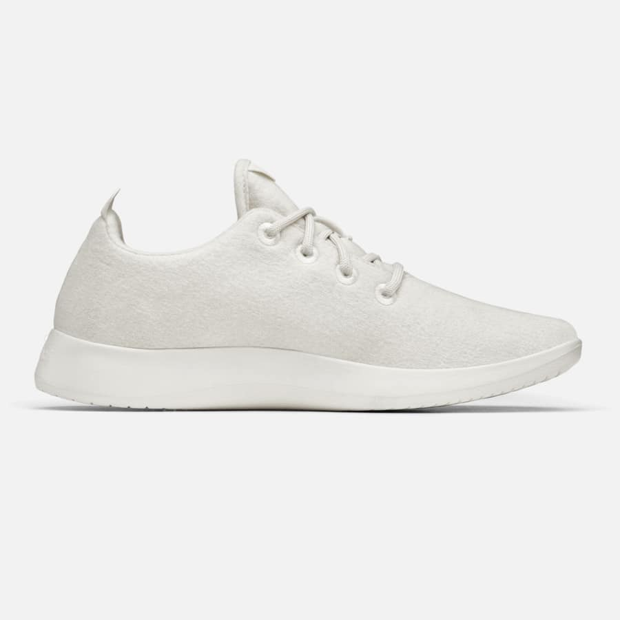 [SQUARE]:Natural White (Cream Sole)