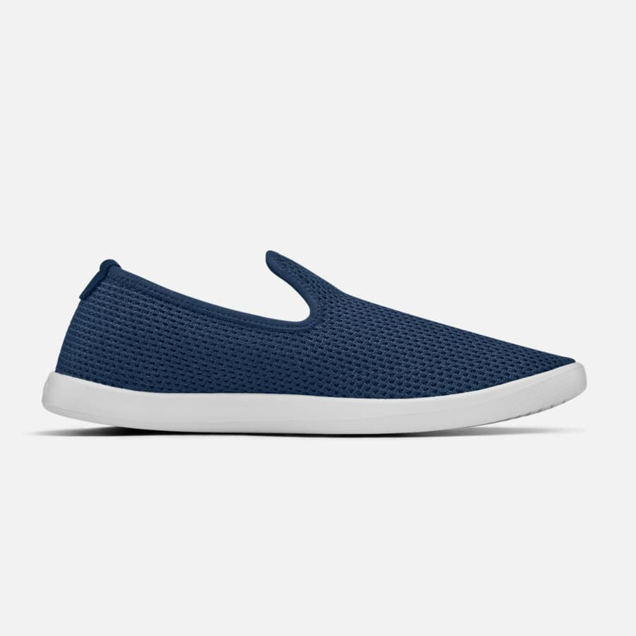 [SQUARE]:Kauri Marine Blue (White Sole)