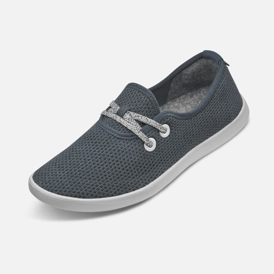[SQUARE]:Kauri Navy (White Sole)