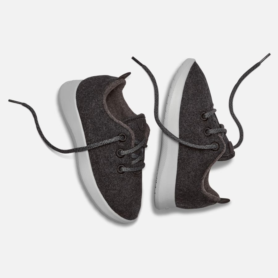 [SQUARE]:Kotare Jo (Natural Black Upper/Light Grey Sole)