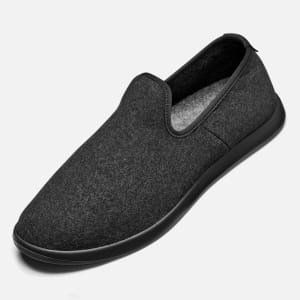 49764eae2 Men s Wool Loungers - Natural Black (Black Sole)