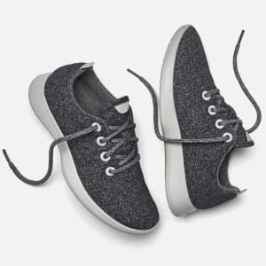 6427ea21b21a Women s Wool Runners - Natural Grey (Light Grey Sole)