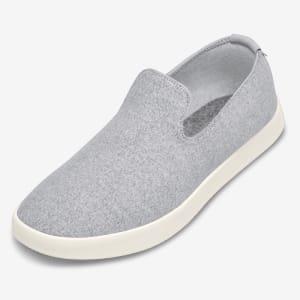 Allbirds Women's Wool Slip On Shoes, Grey, Size 6