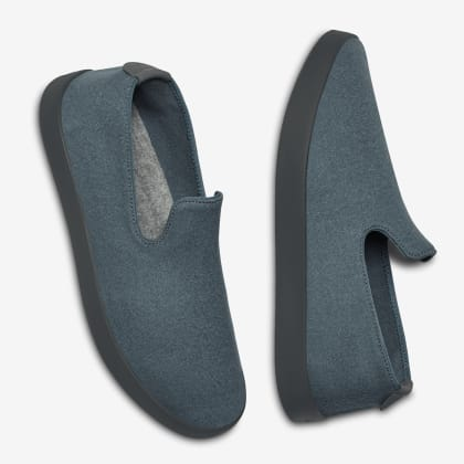 Allbirds Women/'s Wool Loungers Navy Comfort Shoes NW//OB