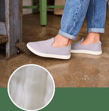Allbirds Men/'s Wool Loungers WL2MTBK120 Black Comfort Shoes Size 12