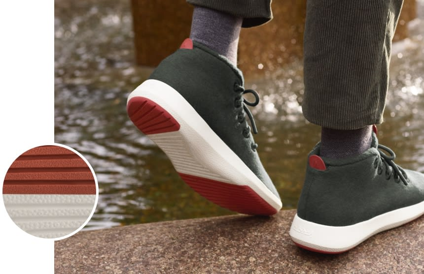 Allbirds Women/'s Wool Runner-up Mizzles Tuke Jo//Cream Sole Shoes NW//OB