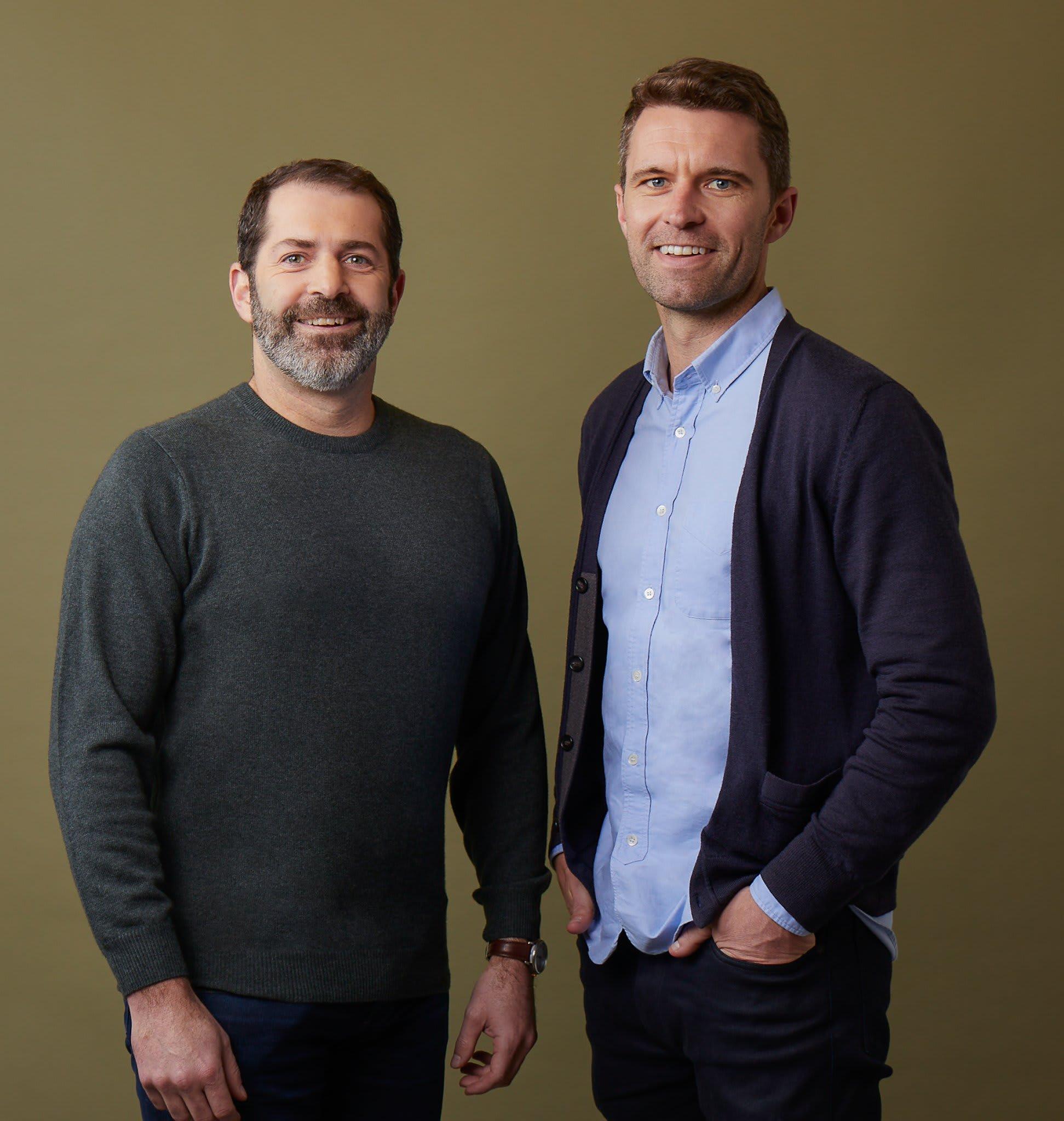Tim Brown et Joey Zwillinger